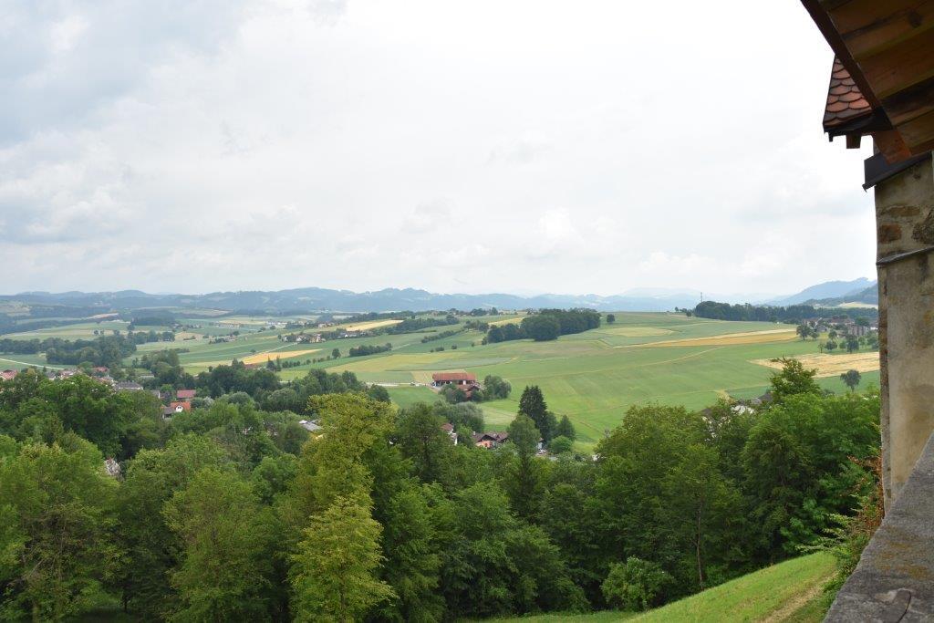 Schloss Clam, Österreich / Tvrdjava Clam, Austrija