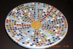 SCHÜSSEL (Mosaik) / ZDJELA (mozaik)