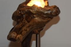 LAMPE (Treibholz) / LAMPA